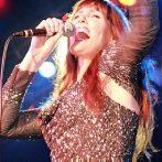Pamela Falcon onstage