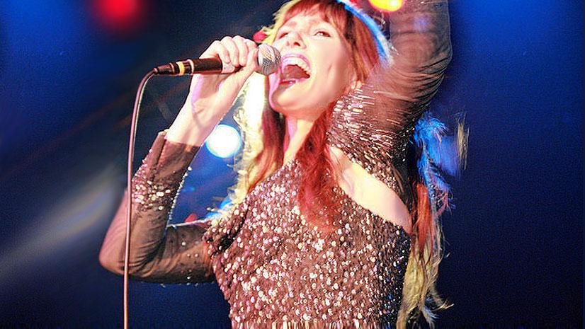 Pamela Falcon