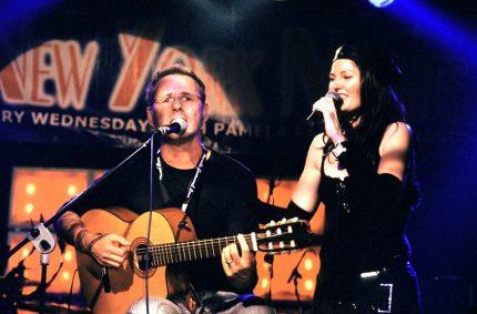Pamela Falcon & Reinhold Beckmann
