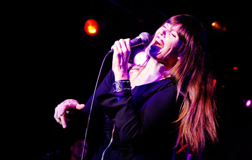 New York Nights with Pamela Falcon