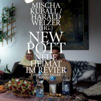 "Pamela is interviewed for the book ""New Pott"""