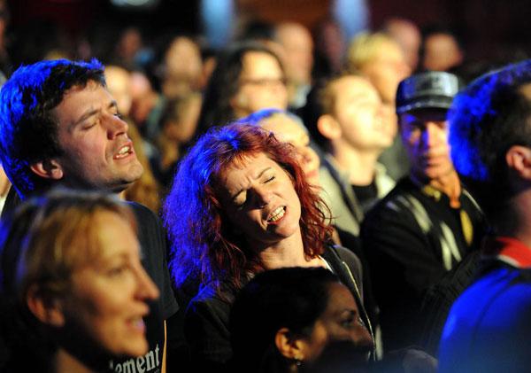 New York Nights 12 Jahre Publikum - Foto Oskar Neubauer