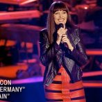 "Pamela Falcon sings ""Purple Rain"" for ""The Voice of Germany"""