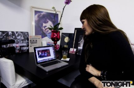 TONIGHT trifft Pamela Falcon | New York Voice Academy – Düsseldorf | Fotograf: Harry