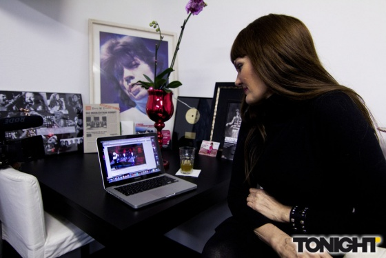 TONIGHT trifft Pamela Falcon | Mittwoch, 30. November 2011 New York Voice Academy - Düsseldorf - Fotograf: Harry