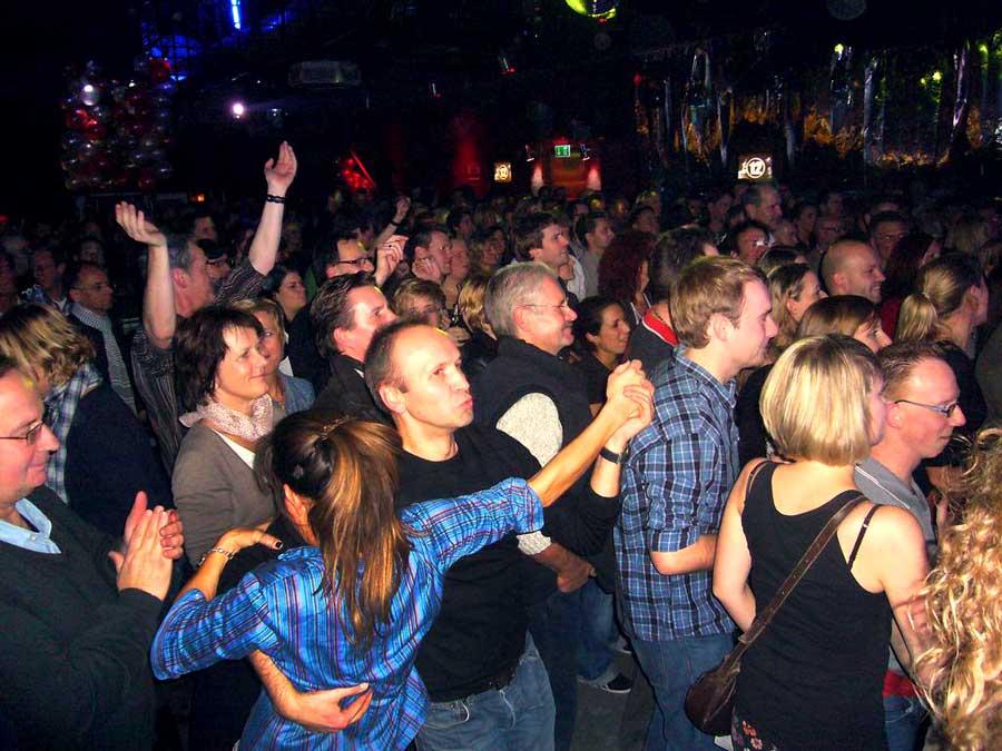 New York Nights 12 Jahre Publikum