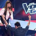 The Voice Blind Audition