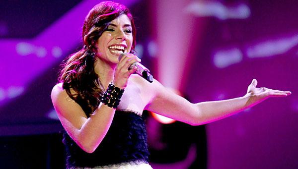 Edita Abdieski von X Factor ist Special Guest für New York Nights