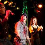 Jessie Lee Davis, Benny McMillan & PamelaFalcon – Riff Club NEW YORK NIGHTS show – April 2012