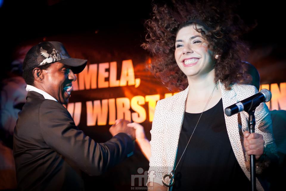 650 NEW YORK NIGHTS mit Edita Abdieski & Irvin Doomes