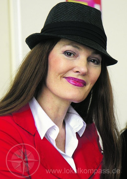 """""""Ein Profi in der Jury ist Pamela Falcon"""" Foto: Detler Erler - profi-in-der-jury-pamela-falcon"""