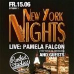 NEW YORK NIGHTS @ Rudas Studios Freitag 15. Juni!