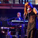 Pamela Falcon & NEW YORK NIGHTS at the Düsseldorf Kirmes
