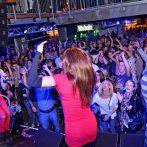 Thank you Düsseldorf & Diebels! – Pamela Falcon & NEW YORK NIGHTS at the Düsseldorf Kirmes
