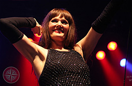 Pamela Falcon beim Zelt Festival Ruhr – Foto von Frank Oppitz – lokalkompass.de