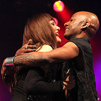 Pamela Falcon & Percival rocken das Zeltfestival Ruhr 2012