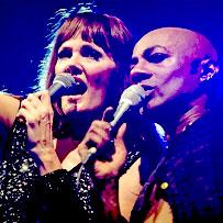 Pamela & Percival & Gil & Brigitte – Dienstag 27. Aug am Zeltfestival Ruhr!