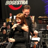 Thank you to Steven Sloane & The Bochum Symphony Orchestra & Team…