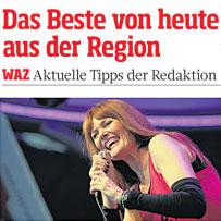 Das Beste von heute aus der Region – WAZ