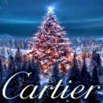 """Cartier """"Christmas Road Tour"""" Dankeschön"""