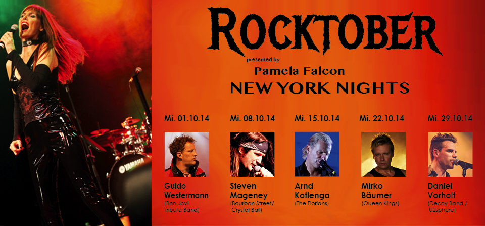 ROCKTOBER @ New York Nights