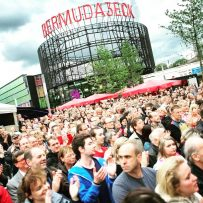 Thank You Bochum-Total! Perfect Weather & Tolle Musik!!!