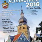 Tonight 03.09 Altstadt Lennep in Remscheid!