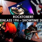 ROCKTOBER WITH GUIDO WESTERMANN 12.10 IN RIFF CLUB!!!!