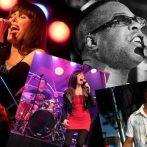 Diese Woche bei Pam & der NEW YORK NIGHTS Band: Maurice Allen Lee!!
