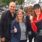 "Pamela Falcon bringt ""New York""-Flair zur 600-Jahr-Feier…."