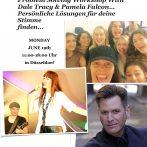 Persönliche Lösungen für deine Stimme finden…  Singers Workshop June 19th in Düsseldorf