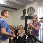 Persönliche Lösungen für deine Stimme finden Workshop Dale Tracy & Pamela Falcon am 1.10.17