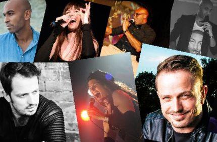 Auftritt von Juno17-Sänger Philipp Hofmann & Sänger, Rapper & Moderator Chris Brow 21.03. in RIFF!
