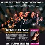 Benefit Concert in Witten For The Lions Club! With Die Komm' Mit Mann!s 09.06.2018