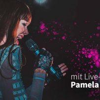 I Love Düsseldorf by TONIGHT.de w/ Pamela Falcon at Frankenheim-Zelt