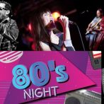 It's 80's time again! Pam & Hugh Kanza 25.07. in the Riff Club Bochum…