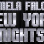 NEW YORK NIGHTS mit PAMELA FALCON & BAND im SQB Düsseldorf  Samstag 01.09