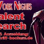 NEW YORK NIGHTS TALENT SEARCH