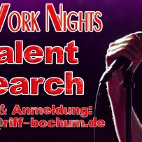 NEW YORK NIGHTS TALENT SEARCH