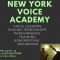 NEW YORK VOICE ACADEMY SINGING & VOICE TRAINING DÜSSELDORF