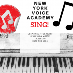 "GESANGS & VOCAL TRAINING ""NEW YORK VOICE ACADEMY"" DÜSSELDORF"