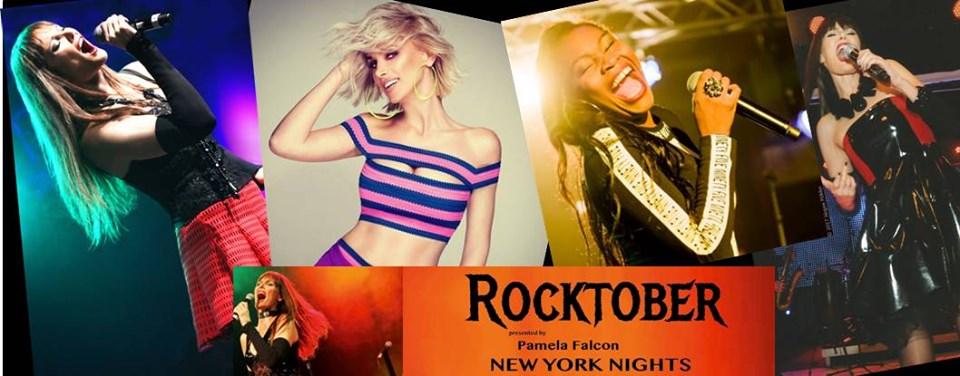 ROCKTOBER in RIFF CLUB! Special Rock Night Mittwoch 02.10. Special Guests: Ramona & Sonja!